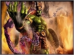 Street Fighter X Tekken, Ogre